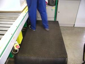 Biztonsági csúszásgátló szőnyeg