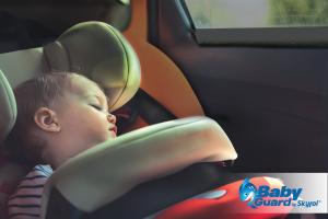 Babyguard autóüveg fólia